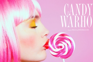 TOMAAS Hits Your Sweet Tooth With Candy Warhol