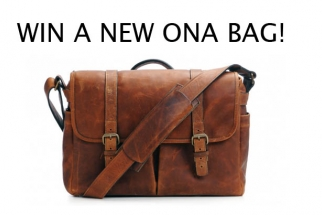 Congrats to The Winner of our ONA Bag Giveaway: @lingerfree
