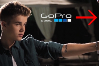 Oops Olympus! Justin Bieber's New Music Video Was Also Shot With GoPros [UPDATED]