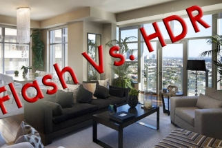 HDR Vs. Flash For Interiors And Real Estate Photography