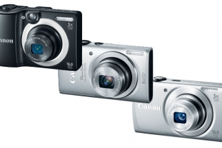 Canon Unveils Three New PowerShot Cameras