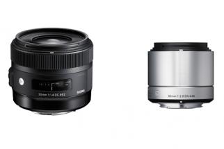 Sigma Announces Four New Lenses For APS-C, E-Mount and Micro Four Thirds