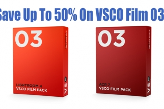 VSCO Film 03 Is On Sale Till Tuesday