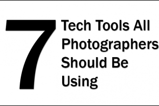 7 Tech Tools All Photographers Should Use