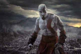 "Behind The Scenes: God of War Ascension's Superbowl Trailer ""From Ashes"""