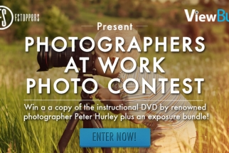 Win A Free Copy Of Peter Hurley's The Art Behind The Headshot!