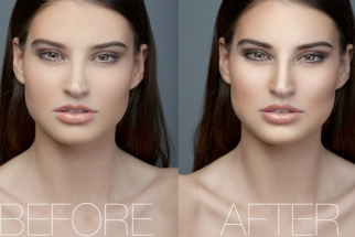 How To Dodge & Burn In Photoshop With Elena Jasic