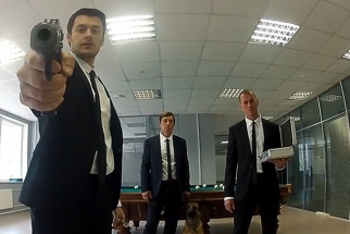 """NSFW: Insanely Well Done """"Office Escape"""" Music Video Is A POV Thrill Ride"""