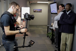 How I Shot A Corporate Promo Video With Motion Timelapses And A Steadicam