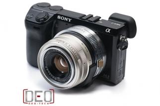 Adapter to Allow Leica M Lenses to Autofocus on E-Mount