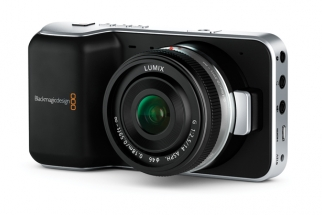 Blackmagic Design Announces the Crazy Small Pocket Cinema Camera
