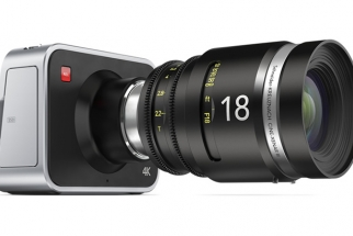 Blackmagic Has a New 4K Production Camera