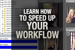 Cut Your Workflow Time In Half Using Photomechanic