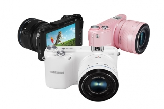 Samsung's Camera Line Grows, Adds the NX2000
