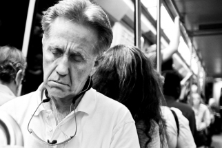 'Sleep in Transit' Interview With Portrait Photographer Willis Bretz