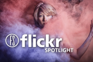 Great Images Using Powder As a Prop