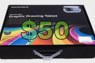 A $50 Pen Tablet - Too Good to be True?