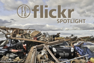 Photos Showing the Devastation of the Oklahoma City Tornado Aftermath