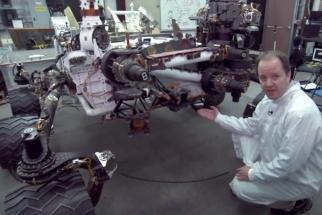 A Look Into Mars Curiosity  Rover's 17 Cameras