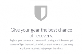 New LensTag Website Looks to Put an End to Camera Theft