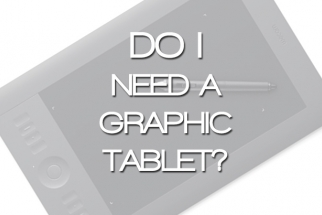 Is A Graphic Tablet Really Necessary For A Photographer To Have For Retouching?