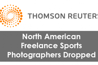 Reuters Drops All North American Freelance Sports Photographers