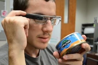 Google Glass May Be Able to Help the Visually Impaired