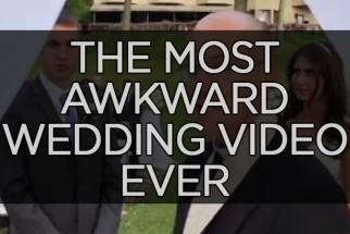 The Most Awkward Wedding Photography Video Ever