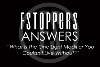 Fstoppers Answers - What is Your Favorite Light Modifier?