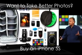 Stop Learning About Photography, Just Buy the New iPhone