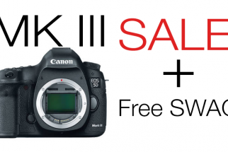$300 Off Canon 5D MK III with $175 worth of Free Accessories
