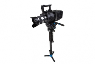 Benro Adds Larger Video Monopod with 13.2 Pound Capacity to Lineup