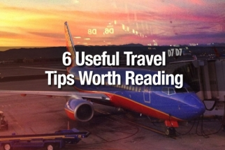 My 6 Favorite Travel Tips