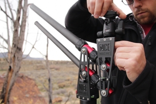 The Aviator Travel Jib: A Portable Jib For Video Shoots In Hard To Reach Places