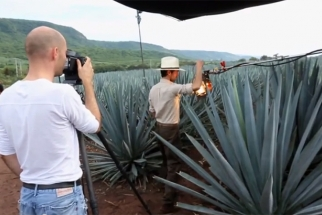 Go Behind The Scenes With Erik Almas and Don Julio