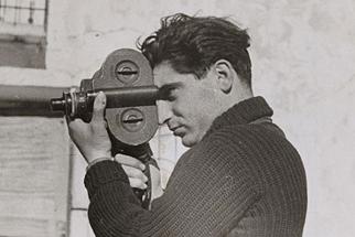 Robert Capa's Unseen Color Photos