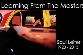 Remembering (And Learning From) Saul Leiter
