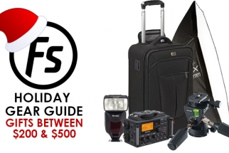 Fstoppers Holiday Gear Guide: Gifts Between $200 and $500