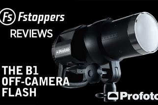 Fstoppers Reviews The Profoto B1 Studio Strobe