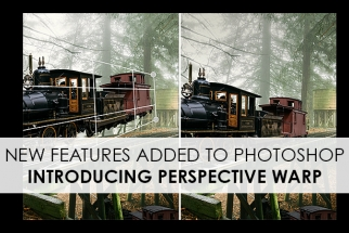 "Adobe Updates Photoshop With Three New Features, Most Notably ""Perspective Warp"""