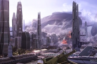 Building a Futuristic San Francisco in Star Trek: Into Darkness