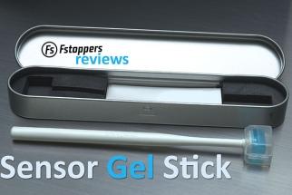 How To Clean Dust Off Your DSLR Sensor:  Sensor Gel Stick