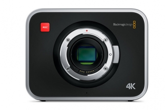 Blackmagic Production 4K Camera Sees Major Price Drop & is Finally Shipping