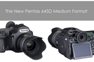 The New Pentax 645D Medium Format Is Coming!