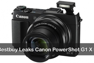 Bestbuy Leaks The Canon PowerShot G1 X II