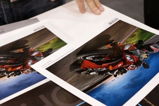 From WPPI: Epson's Shockingly Gorgeous New Paper & Sigma Shows Us the New 50mm f/1.4