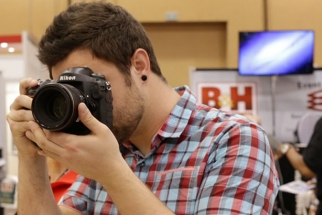 From WPPI: Panasonic Lumix GH4 Price Hint, Animoto's New Offerings, and the Nikon D4s