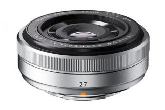 Fujifilm XF 27mm f/2.8 Lens only $200, Lexar 32GB 2-Pack on Sale