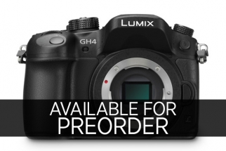Panasonic Lumix GH4 Available For Preorder