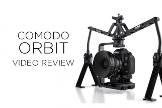 Fstoppers Reviews the Comodo Orbit Mechanical Stabilization Gimbal